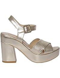 Shaka SL181511 W0004 Sandale Femme Argent 39