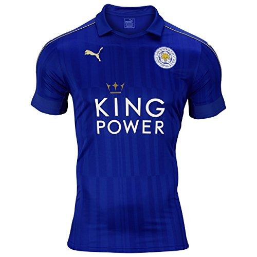 2016-17 Leicester City Home Shirt BOYS  12 13 YEAR OLD