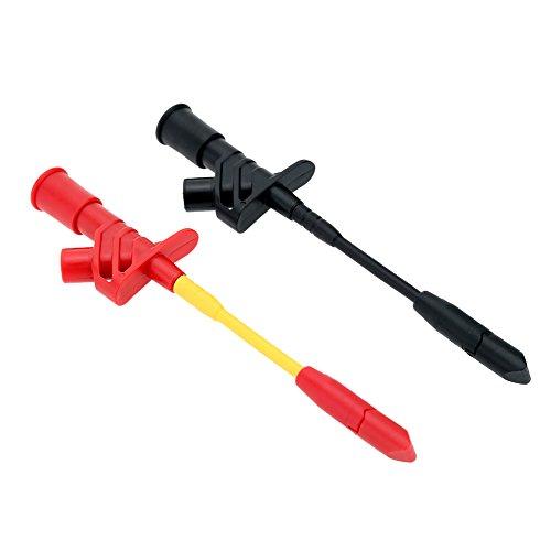 soxid (TM) completamente con aislamiento rápido Piercing aguja de prueba gancho Pinzas multímetro sondas de prueba osciloscopio accesorios