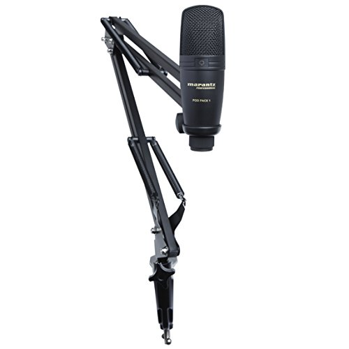 marantz-professional-podpack-1-usb-microphone-with-broadcast-stand-and-cable