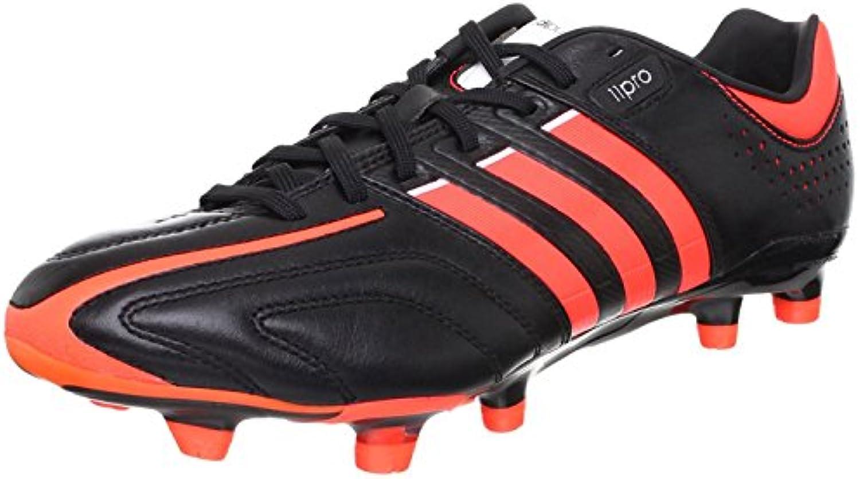 G61786|Adidas Adipure 11Pro TRX FG Black|39 1/3 UK 6