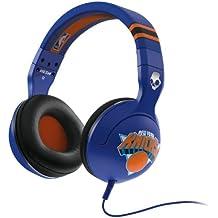Skullcandy Hesh 2.0 NBA Kinicks - Auriculares de diadema abiertos (con micrófono), knicks