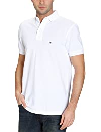Tommy Hilfiger Core/New Tommy Knit S/Sl, Polo para Hombre