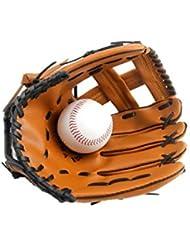 Les Enfants Adultes épaississement Lanceur De Champ Extérieur Des Gants De Baseball Professionnel Multi-taille