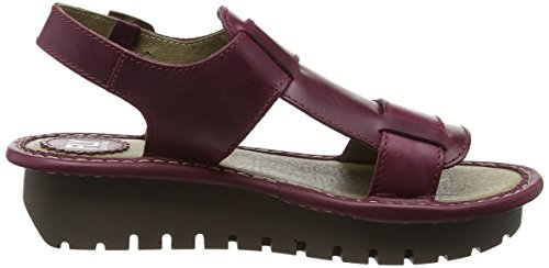 Fly London - KANI, Sandali Donna Viola (Purple (Magenta))
