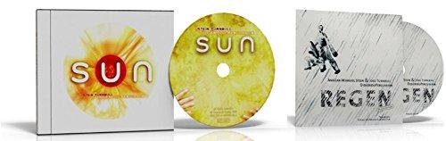 Das Didgeridoo & Percussion Paket: Sun und Regen im 2 CD-Bundle