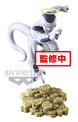 Bandai- Dragon Ball Estatua Tag Fighters Freezer, (Banpresto BANP82654)