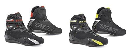 Preisvergleich Produktbild 9505W - TCX Rush WP Motorcycle Boots 41 Black (UK 7.5)