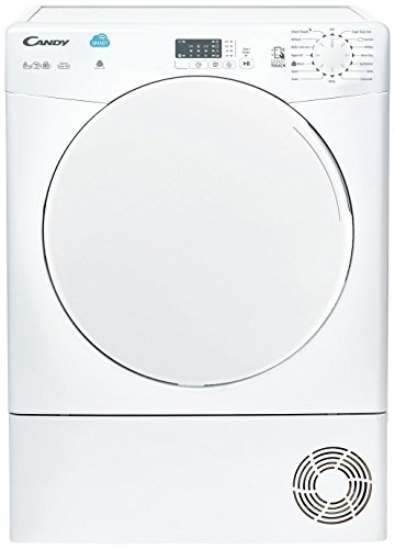 Candy CSC8LF Free Standing 8KG Condenser Tumble Dryer - White