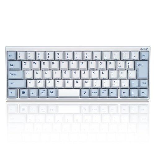 PFU Happy Hacking Keyboard Professional JP Type-S Japanese Model White, KB420WS