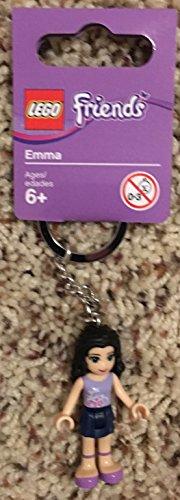 LEGO Friends Emma Key Chain Juego construcción -