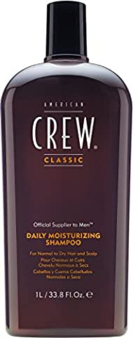 American Crew Daily Moisturising Shampoo 1