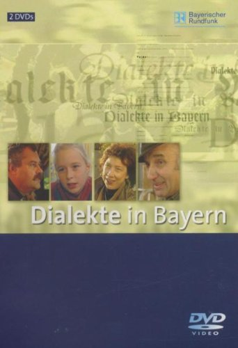 Dialekte in Bayern [2 DVDs]