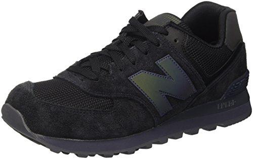 New Balance Herren 574 Sneakers Schwarz