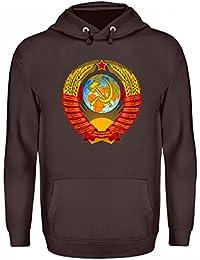 Putin Versteher Wladimir Politik Moskau Russland Kapuzenpullover Hoodie Sweater