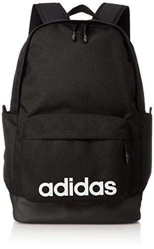 Preisvergleich Produktbild adidas Herren BP Daily Big Rucksack,  Schwarz (Negro / Negro / Blanco),  24x36x45 centimeters