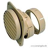 Truma Schwenkdüse Scw 2 Beige für Klimaanlagen Saphir, 36917