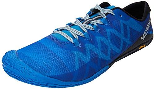 Merrell Vapor Glove 3, Scarpe Running Uomo, Blu (Directoire Blue), 41 EU