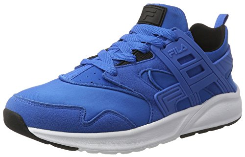 Fila Herren Fleetwood X Bassa Sneaker Blau (blu Imperiale)