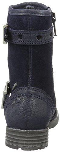 Superfit Heel, Bottines à doublure froide fille Bleu - Bleu océan (80)