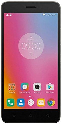 Lenovo PA5E0006RO 12,7 cm (5 Zoll) Smartphone (13MP Kamera, 16GB Speicher, 2GB RAM) grau