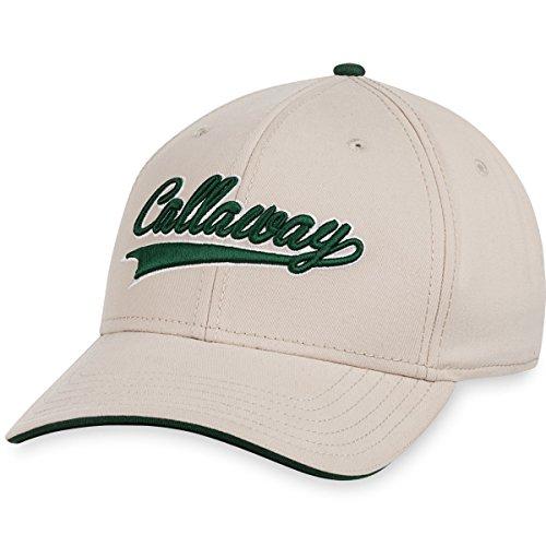 Callaway Throwback Caps Casquette De Baseball Homme, Beige,...