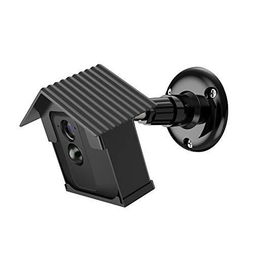 EEEKit Blink XT Kamera Wandhalterung, Metallhalterung und Silikonhülle, Wetterfest 360 Grad Einstellbare Innen- / Au?enhalterung für Blink XT Home Security Kamera, Anti-UV-Schutz (1 Stück)