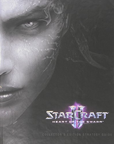 StarCraft II Heart of the Swarm Collector's Edition Strategy Guide (Brady Games Collectors Strateg) por BradyGames