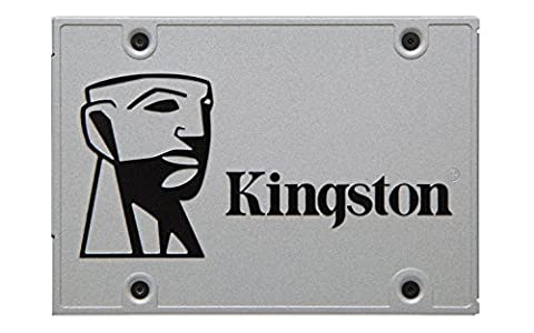 Kingston SSDNow UV400 480 GB Solid State Drive 2.5 Inch SATA 3 StandAlone Drive