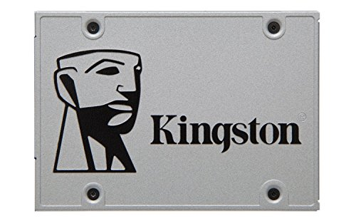 Kingston SSDNow UV400 120 GB solid state drive 2,5 Zoll SATA 3 Stand-alone drive