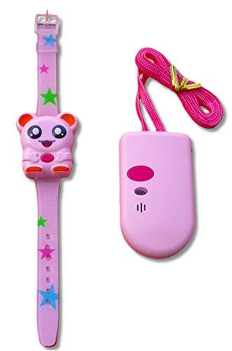 Elemed CG029R Trova baby Dispositivo per Segnalare la Posizione del Bambino, Rosa