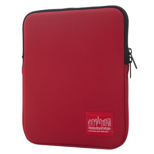 manhattan-portage-en-nylon-mixte-adulte-ic-ipad-rouge-rouge