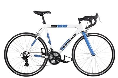 Barracuda Men's Team Bike Road Bike - White/Blue ( Wheel 700C, Frame 22 1/2 Inch) from Barracuda