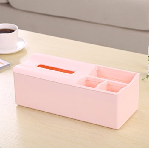 Creative multi-Zweck tissue box Wohnzimmer tissue box Kunststoff-desktop-speicher-box Auto-Spezifische pumpbox-A -