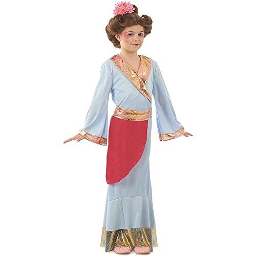 Japanische Prinzessin Geisha Kostüm Kinder -