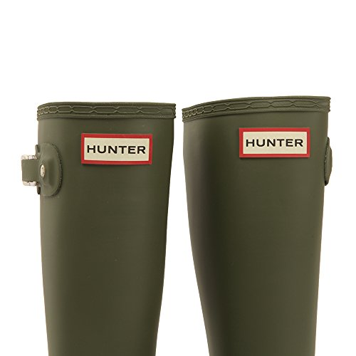 Hunters Original W23500 Unisex-Kinder Gummistiefel Cactus