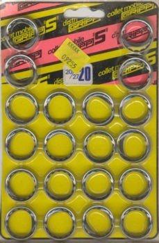 Joint collet Inox - Pour écrou F 1/2 - Ø 14 mm - Vendu par 20 - Watts industrie