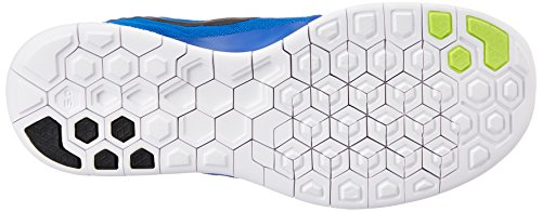 Nike Free 5.0 Herren Laufschuhe Blau (Game Royal/Black/Neo Turqoise/Light Retro)
