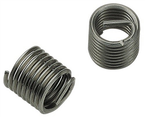 Gewindeeinsatz DIN8140 Typ Standard für M12 rostfreier Stahl 2xD, 100 Stück