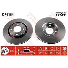 TRW DF4184 Disco Freno