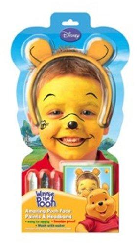 Rubies 3 5318  - Winnie The Pooh Face Kit (Winnie The Pooh Themen Kostüme)