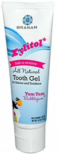 branam-oral-health-xylitol-tooth-gel-for-babies-and-toddlers-yum-yum-bubblegum-4-ounce-by-branam-ora