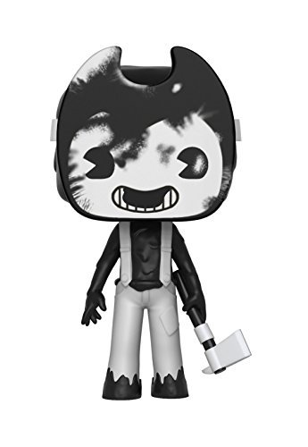 Funko Pop Games: Bendy and the Ink Machine Sammy Collectible Figure, Multicolor