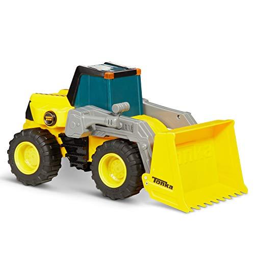 Tonka 8046 Power Movers - Cargador de Juguete Delantero para vehículo, Multicolor, Talla única