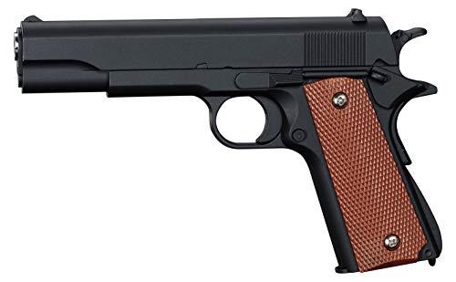 Pistolet Airsoft full metal Rayline RV14 (pression manuelle du ressort), réplique à l'échelle 1: 1, longueur: 22cm, poids: 450g (moins de 0,5 joules - à partir de 14 ans)