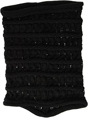Mavi Damen SCARF Schal, Schwarz (Black 900), One Size