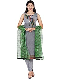 [Sponsored]Manmandir Womens Cotton Straight Salwar Kameez Readymade