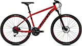 Ghost Kato 4.7 Mountain Bike, riot red/night black, S