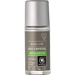 Desodorante roll-on cristal de eucalipto