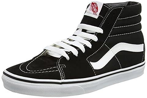 Vans Herren U SK8-HI High-Top Sneaker,Schwarz (Black), 48